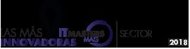 Las más innovadoras del sector público Logo